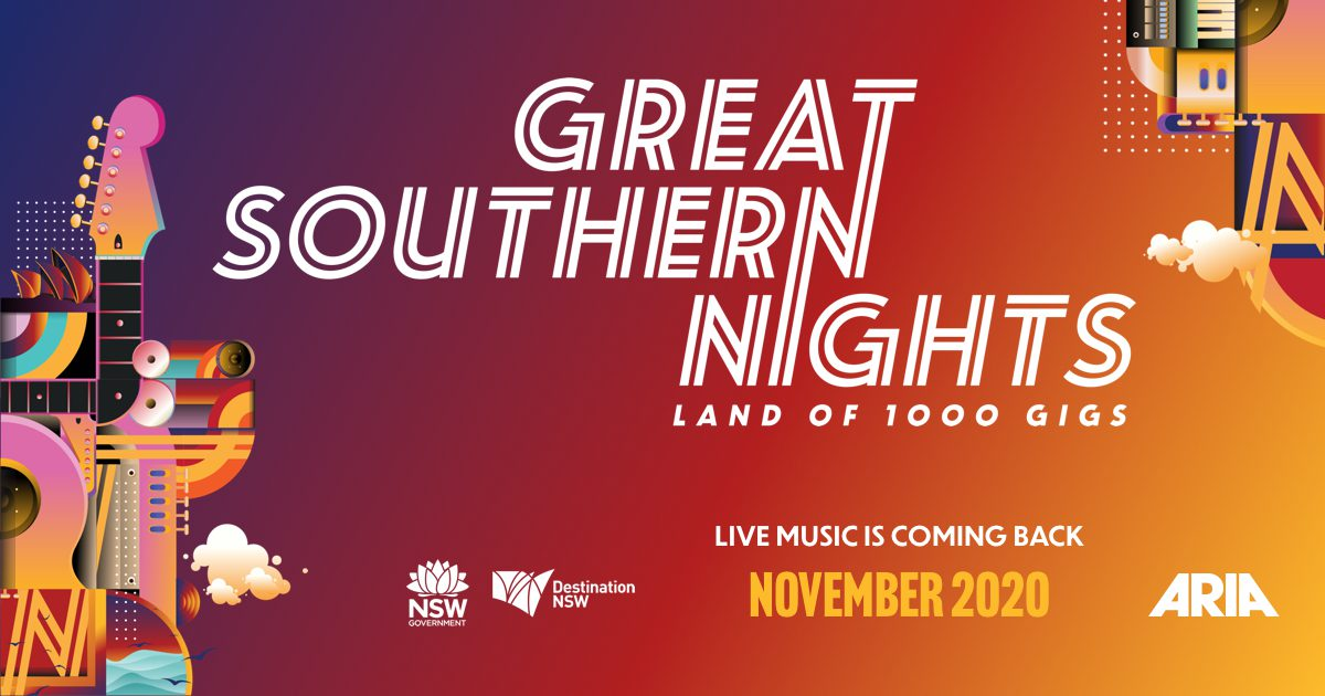 Great Southern Nights Logo