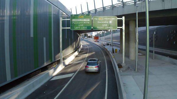 NorthConnex Tunnel