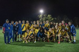 Central Coast Mariners NPL team