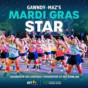 Mardi Gras Star Hit Central Coast