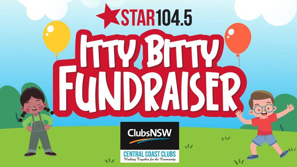 Itty Bitty Fundraiser