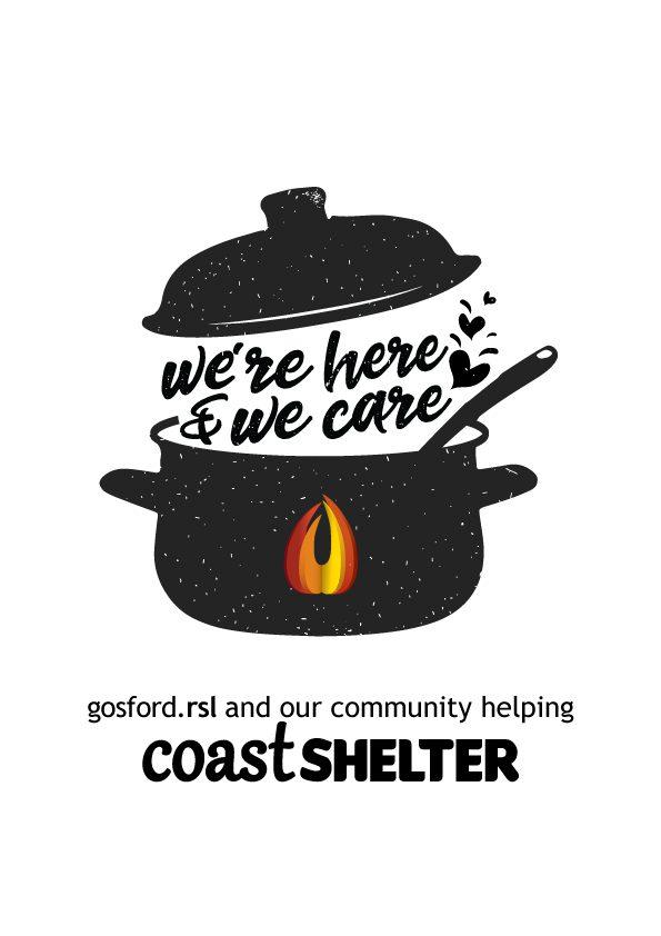 Gosford RSL Coast Shelter