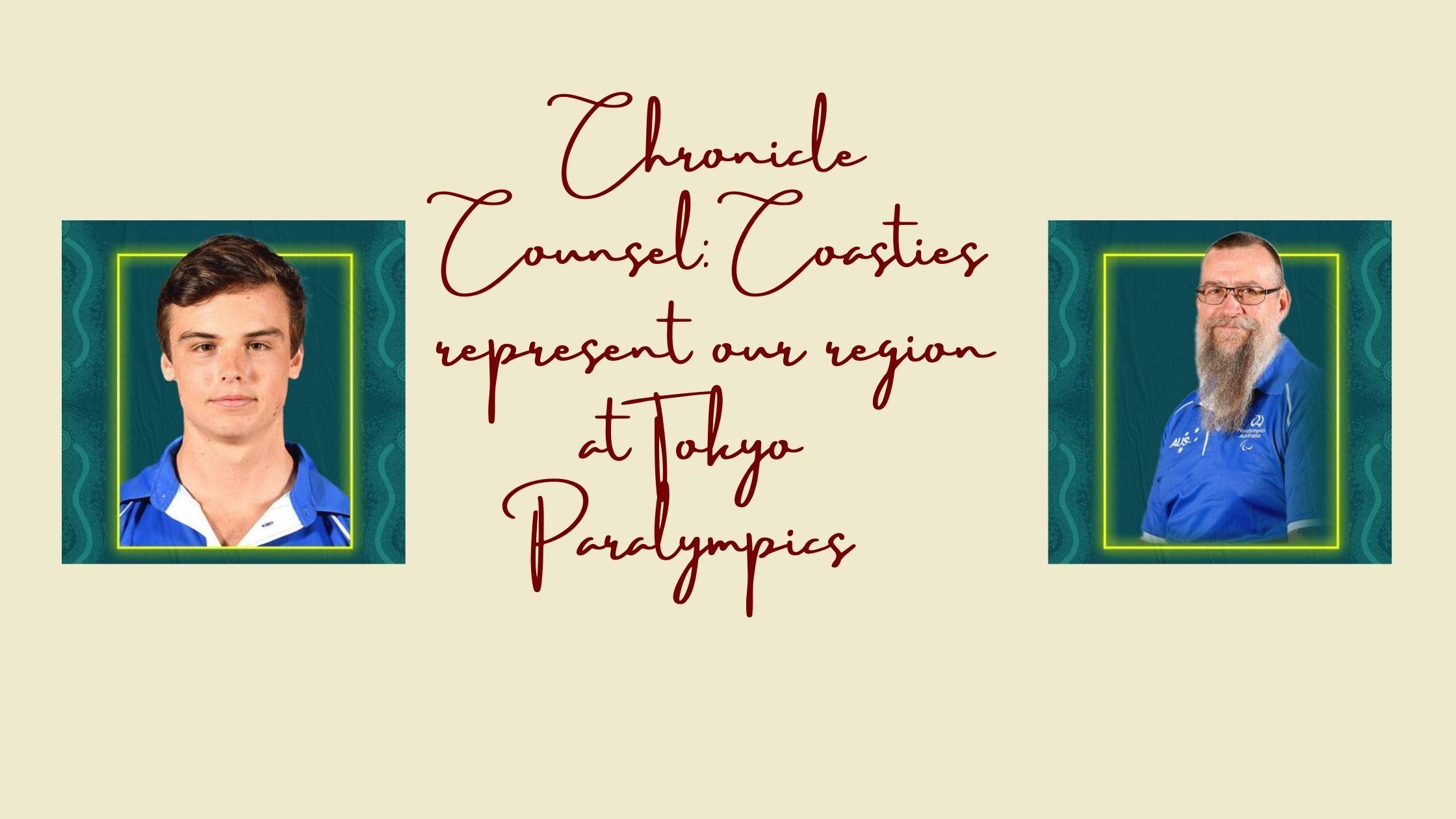Coasties participate in Paralympic Games