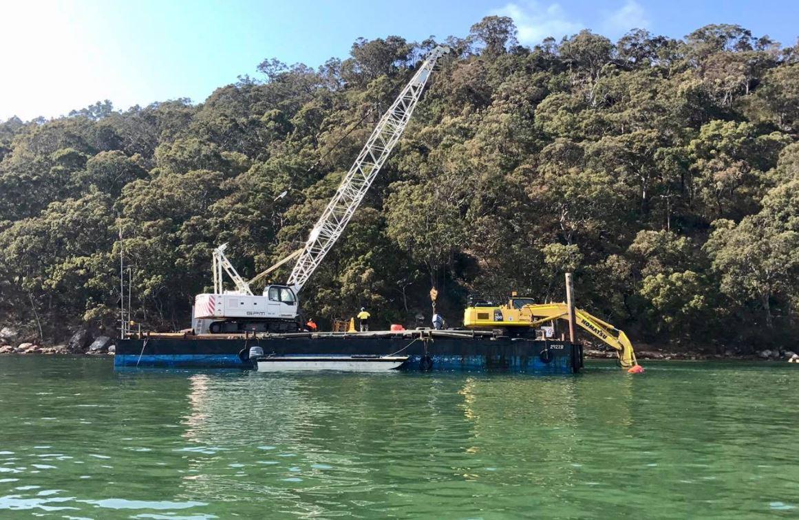 Ettalong secures dredging funds