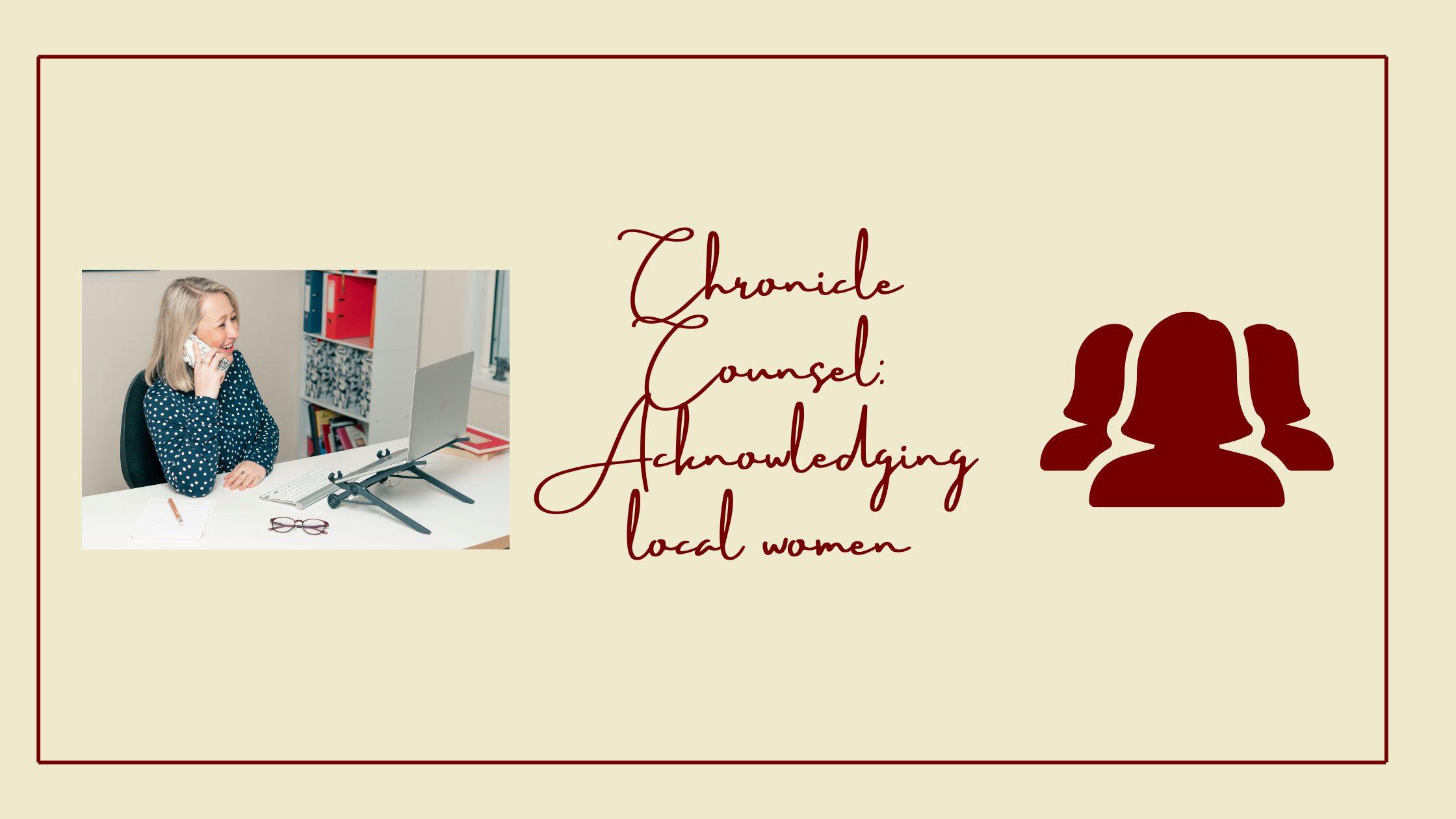 Acknowledging local women